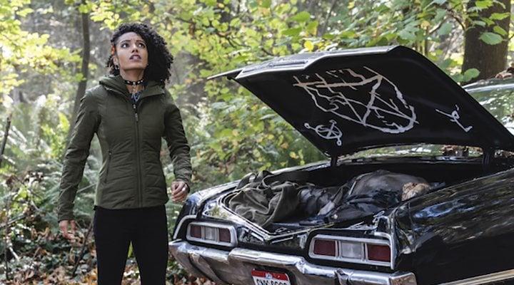 'Legends of Tomorrow' 'Sobrenatural'