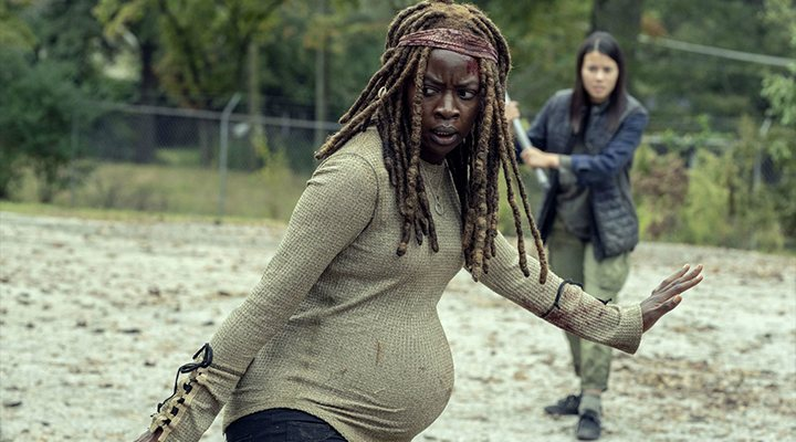 'The Walking Dead', broma Danai Gurira