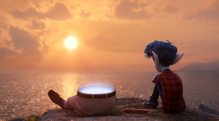 'Onward' de Pixar