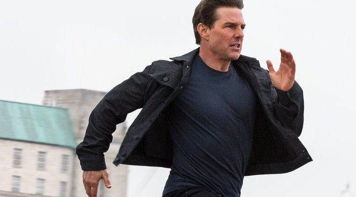 Tom Cruise en 'Misión Imposible: Fallout (2018)'