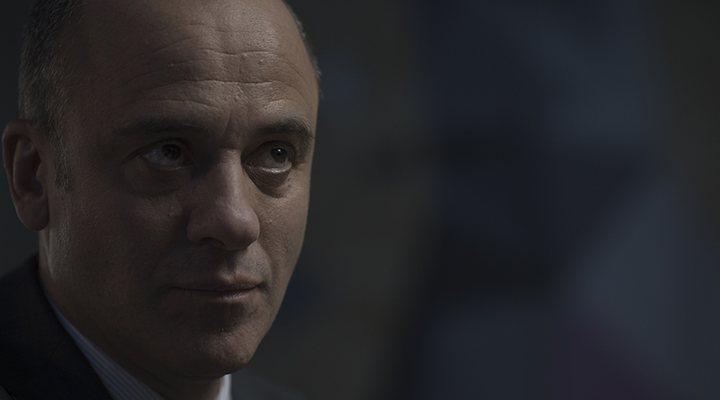 'Javier Gutiérrez interpreta con soltura a un villano de a pie en 'Hogar''