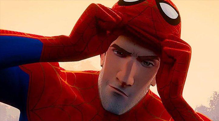 Peter Parker 'Spider-Man: Un nuevo universo'