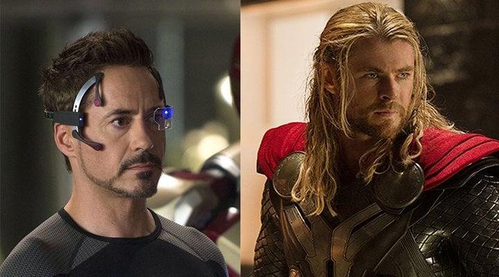 debate redes sociales UCM 'Iron Man 3' 'Thor 2' 'Thor: El mundo Oscuro'