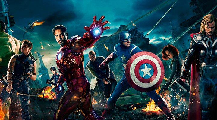 Catálogo de Marvel en Disney+