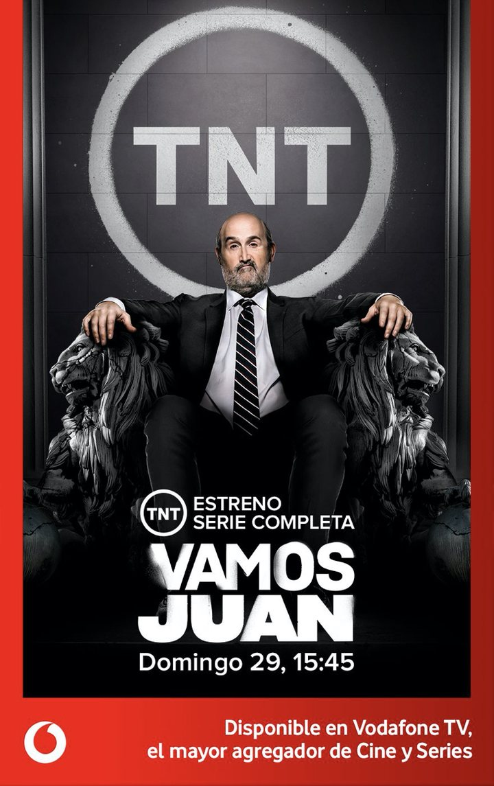 'Vamos Juan'