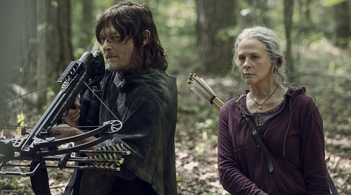 Problemas doblaje series estreno 'The Walking Dead'