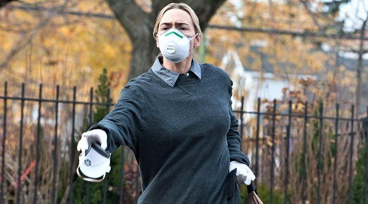 Kate Winslet 'Contagio'