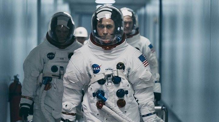Ryan Gosling 'First Man' 'Project Hail Mary'