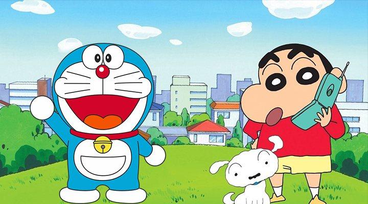 Debate 'Doraemon' o 'Shin Chan'