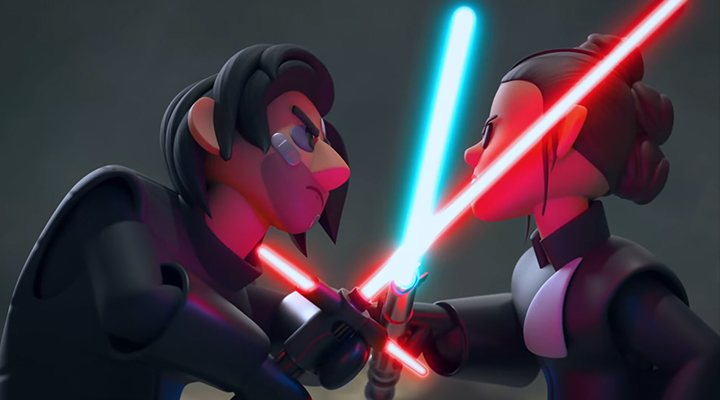 'Star Wars: Duel of the Fates'