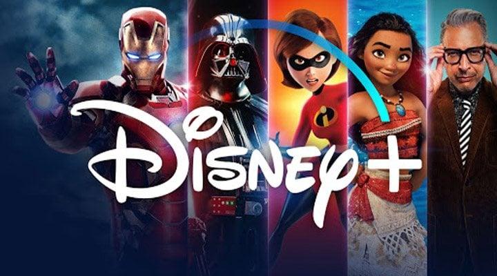 'Disney+'