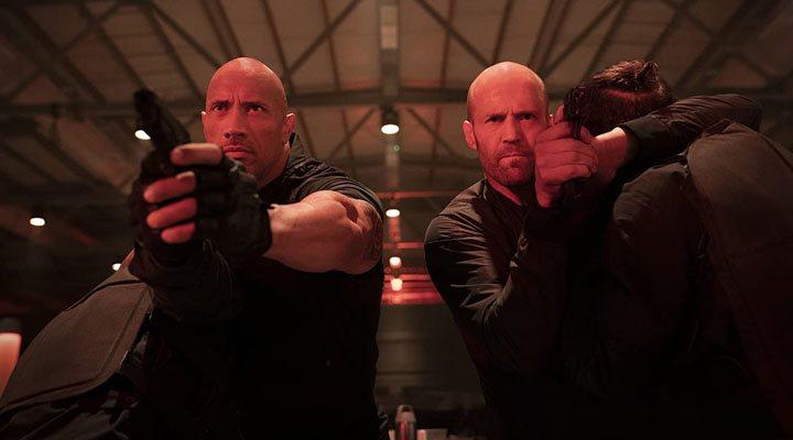 Dwayne Johnson y Jason Statham volverán a los papeles de Hobbs y Shaw para una secuela