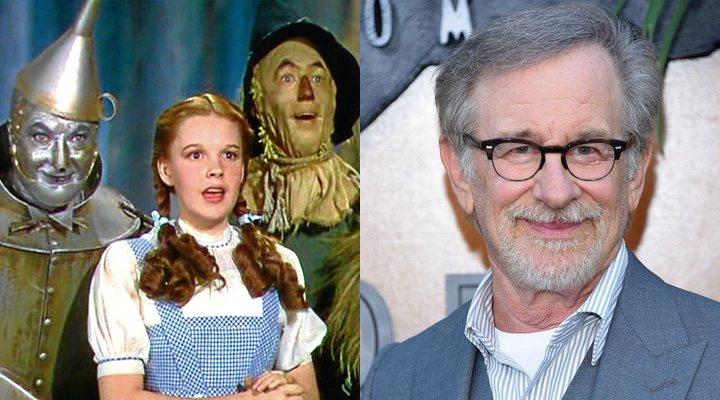 'El Mago de Oz' y Steven Spielberg