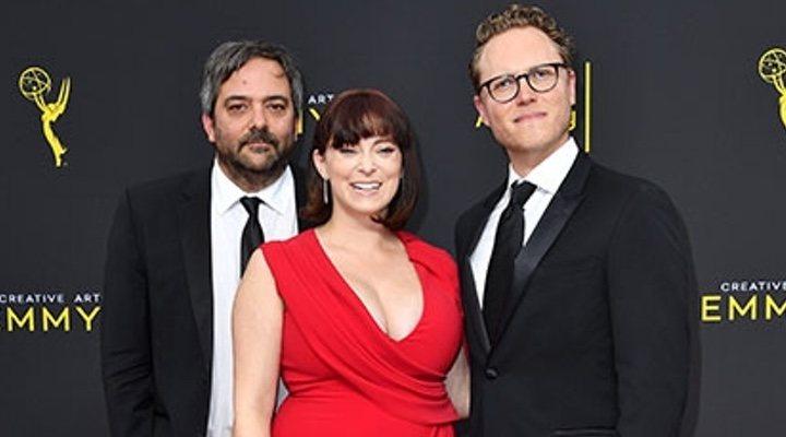 Adam Schlesinger, Rachel Bloom y Jack Dolgen