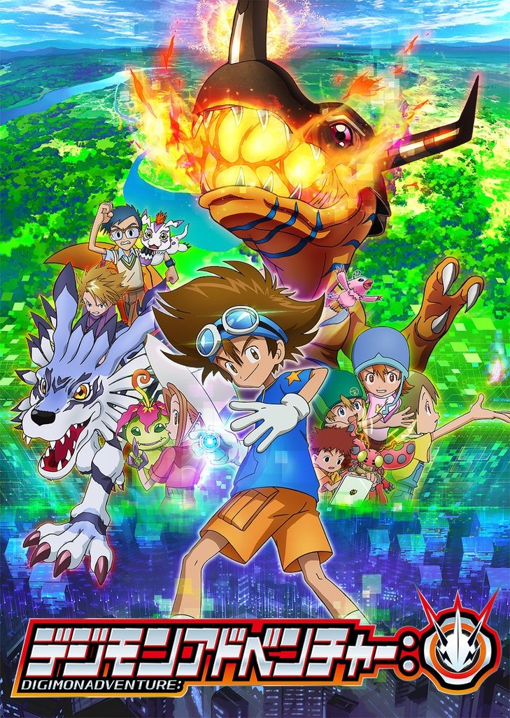 Digimon Adventure:2020