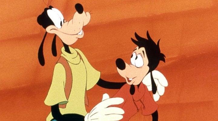 'Goofy e hijo'