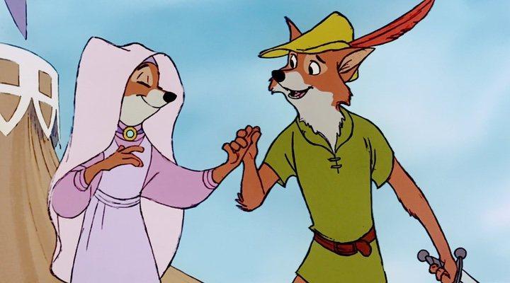 'Robin Hood', clásico de Disney