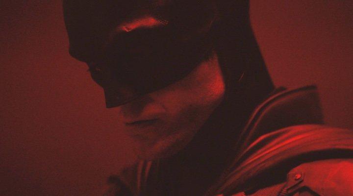 Robert Pattinson en 'The Batman (2021)'