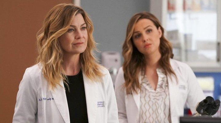 'Anatomía de Grey' temporada 16