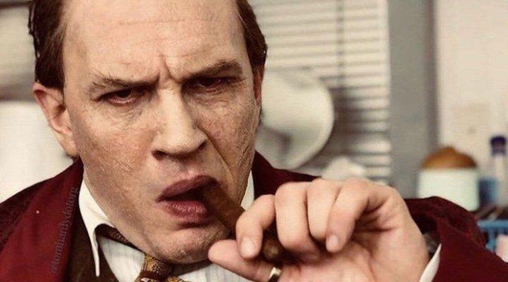 Tom Hardy es Al Capone en 'Capone'