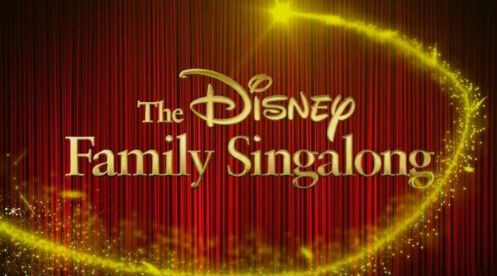 Disney Singalong