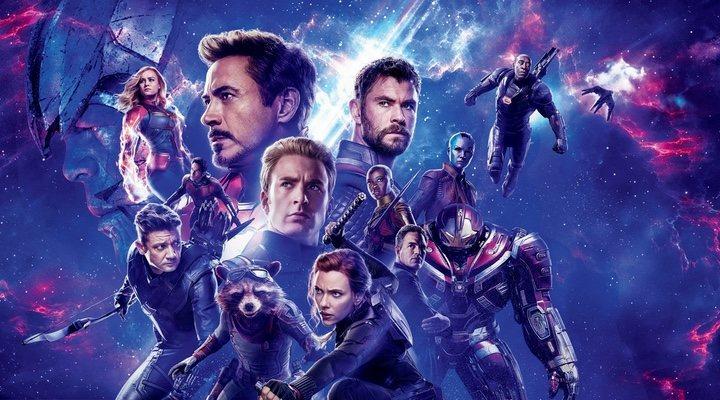 Imagen promocional de 'Vengadores: Endgame' (2019)