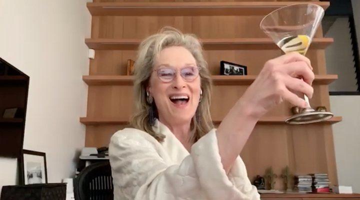 Meryl Streep'