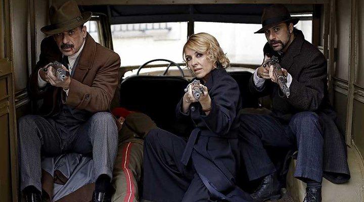 Imagen promocional de la cuarta temporada de 'El Ministerio del Tiempo'