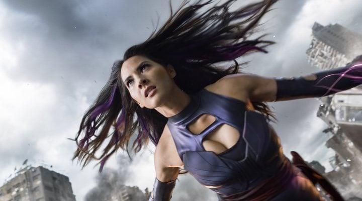 Olivia Munn en 'X-Men: Apocalipsis' (2016)