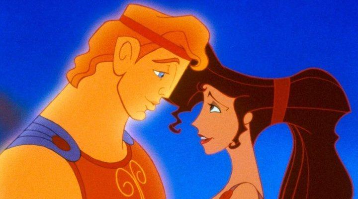 Imagen del clásico de Disney, 'Hércules'