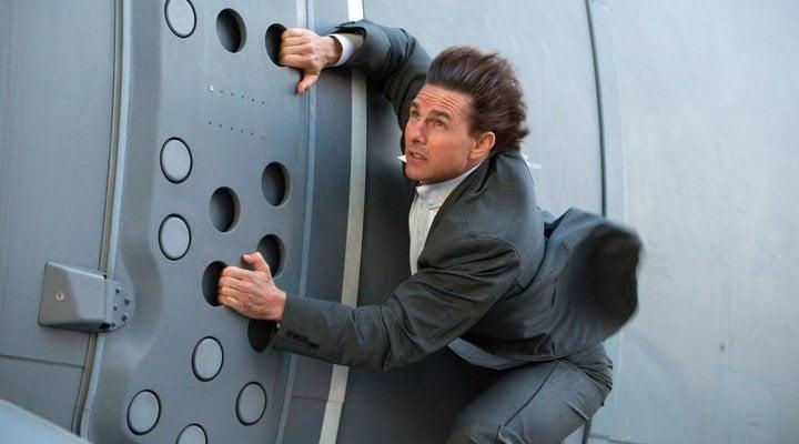 Tom Cruise en la saga 'Misión Imposible'