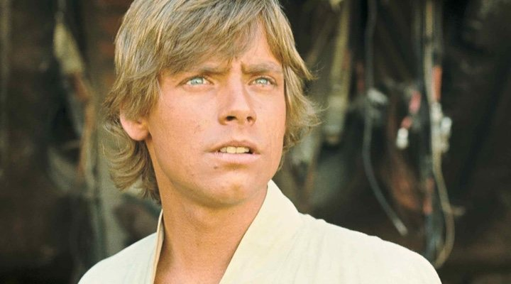 Mark Hamill en 'Star Wars'