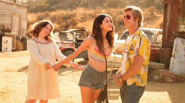 Lena Dunham en 'Érase una vez en... Hollywood' (2019)