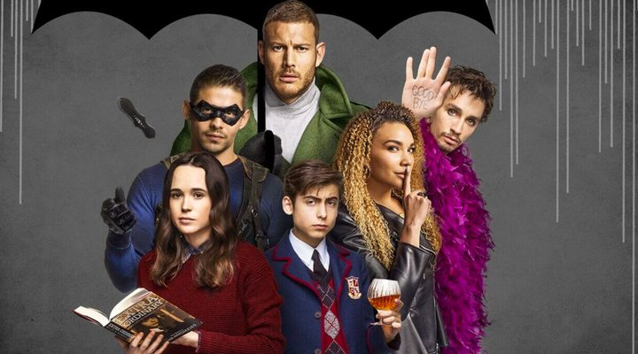 'The Umbrella Academy'