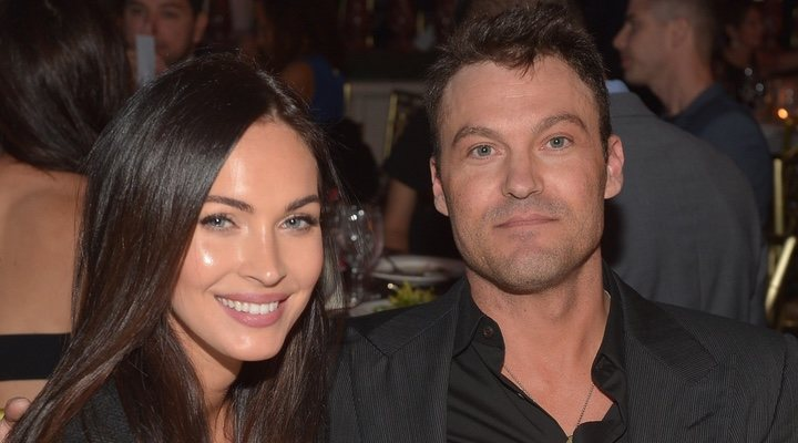 Megan Fox y Brian Austin Green
