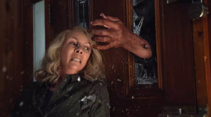 Jamie Lee Curtis en 'Halloween'