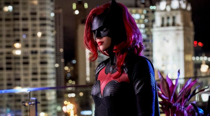 Ruby Rose en 'Batwoman'