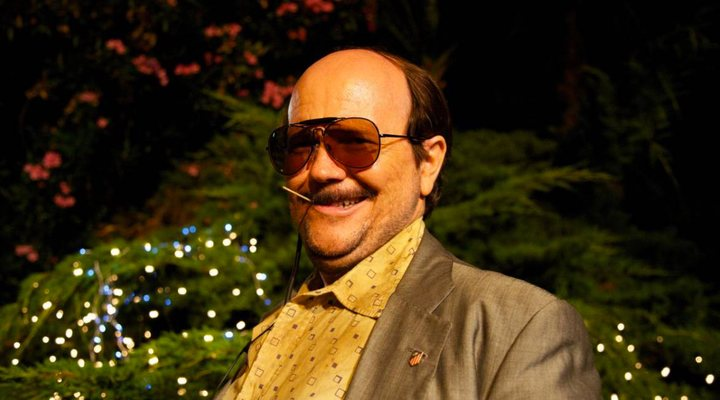 Santiago Segura en 'Torrente'