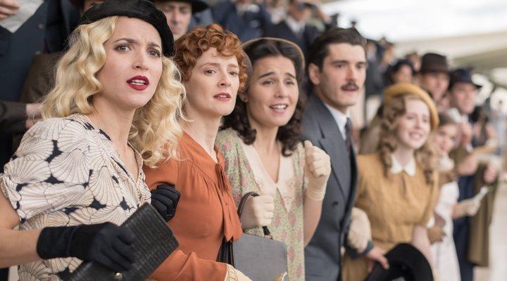 'Las chicas del cable' temporada final