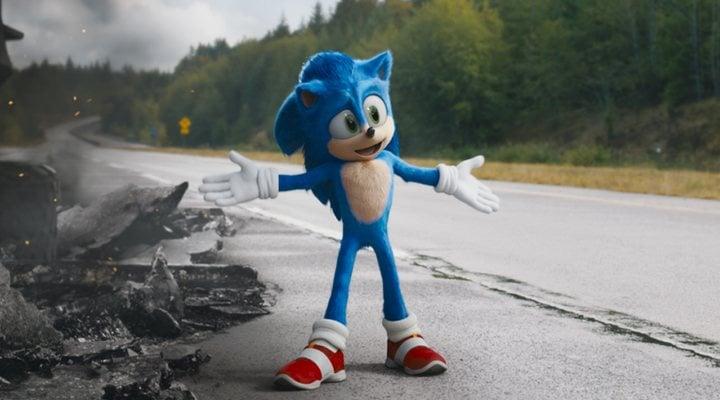 'Sonic: La película'