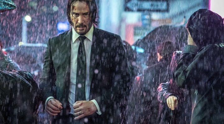 Keanu Reeves en 'John Wick: Capítulo 3 - Parabellum' (2019)