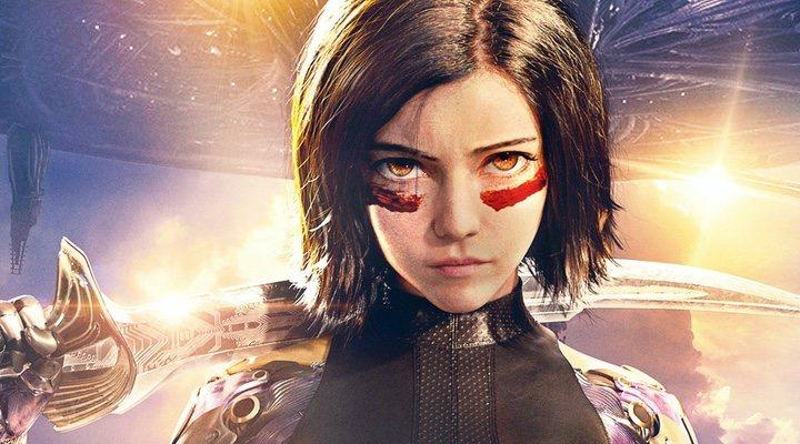 'Alita: Ángel de combate' (2018)