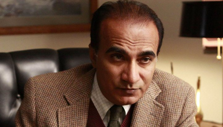Iqbal Theba en 'Glee'