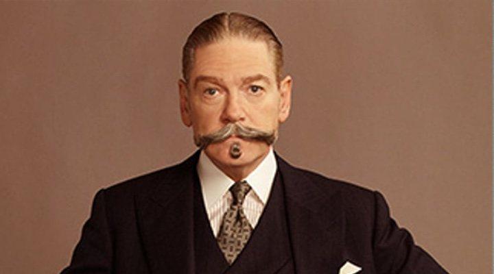 Kenneth Branagh como Hercules Poirot
