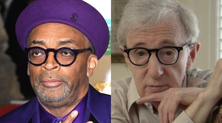 Spike Lee y Woody Allen