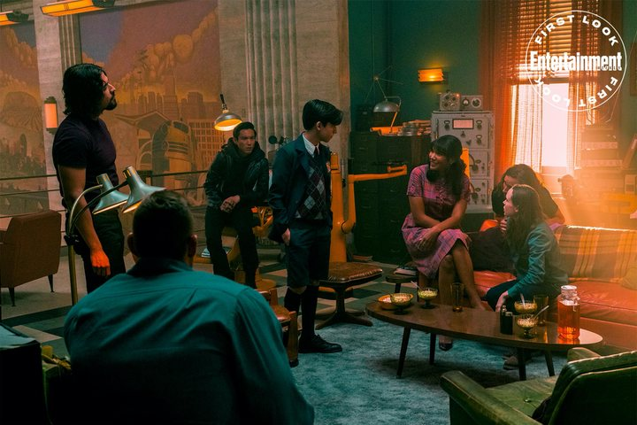 'The Umbrella Academy' temporada 2