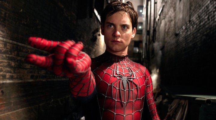 Tobey Maguire en 'Spider-Man'