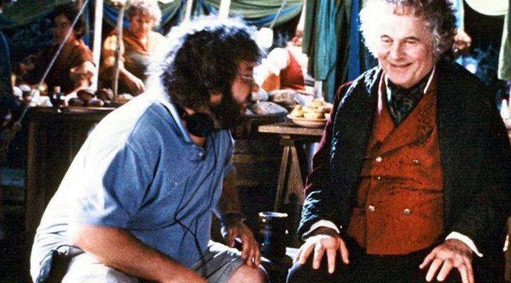 Sir Ian Holm en 'El Señor de los Anillos'