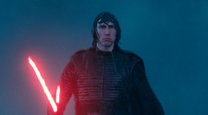 Adam Driver en 'Star Wars: El ascenso de Skywalker'