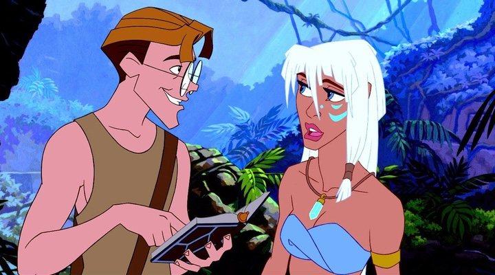 'Atlantis' de Disney